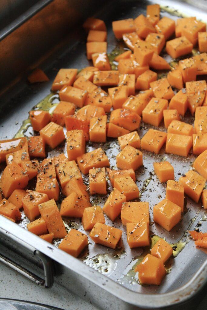 Butternut Squash & Sage Risotto {vegan, gluten free}